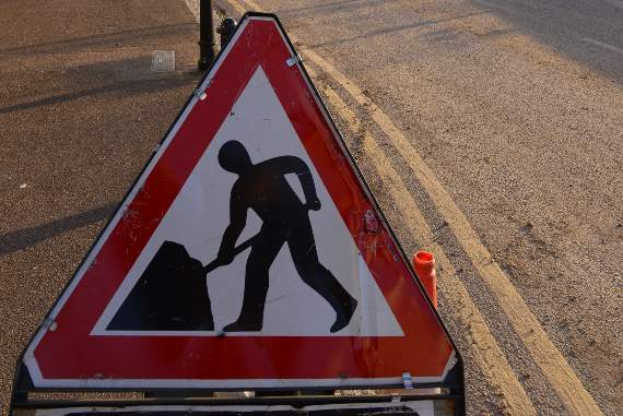London Road, Purfleet, to close this Bank Holiday weekend