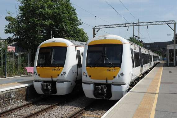 TRANSPORT: c2c line hit by delays, cancellations and alterations again due to 'train faults' and 'shortage of staff'