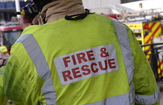 Buildings evacuated as large fire reported close to Chafford Hundred Sainsbury's