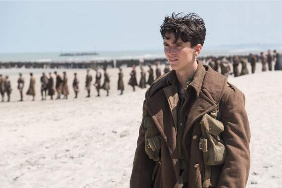 Film review: Dunkirk glisters in fragments that slot together to form a compelling and deeply moving narrative