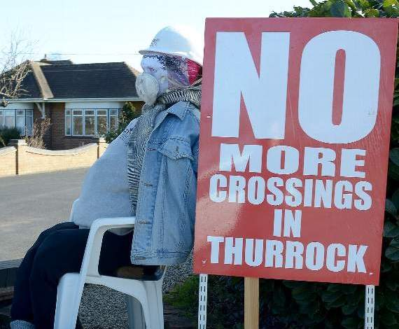 Council's failure to deal with air pollution is to blame for new Thames crossing coming to Thurrock, claims Tory MP