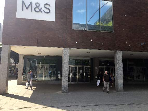 M&S plans closure of 14 more United Kingdom stores
